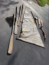 Klepper Kayak Vintage Sail Sailing Kit