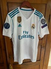 Real Madrid 17/18 Marcelo #12 Xl Jersey