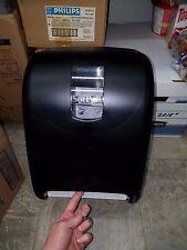 Soft-Pull Black Tissue Paper Towel Dispenser Model # 59010