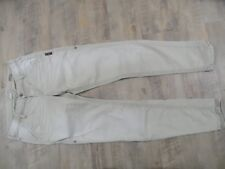 SILVER Jeans coole Chinopants GWEN CHINO beige Gr. 27/31 TOP KoS1217
