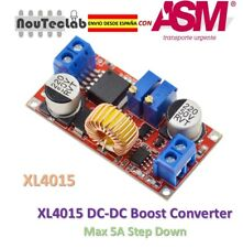 XL4015 5A Max DC to DC CC CV Step-Down Lithium Battery Charger Converter
