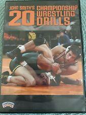 20 Wrestling Drills- John Smith Instructional Dvd