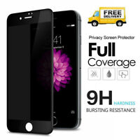 Screen Protector For iPhone 8 7 Plus 6s 6p 10D Tempered Glass Privacy Full Cover