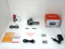 Canon IVIS HF R21 FULL HD 32 GB Dual Memory Camcorder AVCHD CMOS HDMI + 8 GB