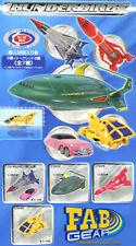 Thunderbirds Movie Vehicle Collection - Takara