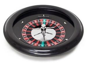 Roulette Wheel 18 Inch ABS with Steel Spinner
