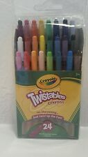 Crayola Fun Effects Twistables Crayons Model 7056878