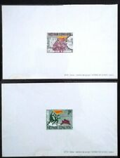 South Vietnam unissued Deluxe sheets