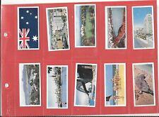 LYONS TEA - AUSTRALIA - 1959 - FULL SET IN SLEEVES