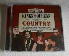 Kings And Queens Of Country (2016) CD Album Various Artists ~ Brand New & Sealed