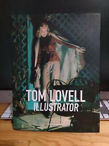 TOM LOVELL ILLUSTRATOR - Hardcover Limited Slipcase Excellent