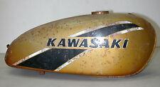 Vintage KAWASAKI 1975 G5 100 Eduro Motorcycle Fuel Gas Tank