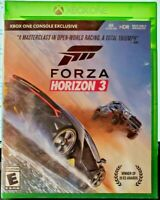 Forza Horizon 3 (Microsoft Xbox One, 2016) Console Exclusive Brand New Sealed