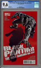 BLACK PANTHER: MOST DANGEROUNS MAN ALIVE #523.1 - CGC 9.6 - 2039459024