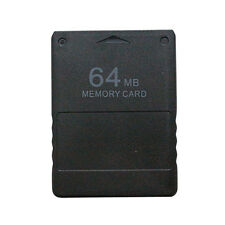 Brand New 64MB Memory Card for Sony PlayStation 2 PS2 Accessories