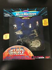 Micro Machines Star Wars Rebel Forces Gift Set Special Limited Edition 1994 New