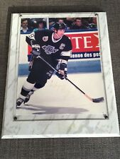 NHL WAYNE GRETZKY AUTOGRAPHED Photo