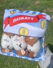 jschlatt youtooz plush bag