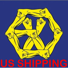 US SHIPPING EXO-[The War:The Power Of Music]4th Repackage KR CD+Poster+StoreGift