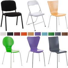 Stapelstuhl Besucherstuhl Wartezimmer Stuhl stapelbar Küchenstuhl Klappstuhl