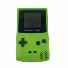New listing Nintendo Game Boy Color - Kiwi Lime Green System Cgb-001 Tested