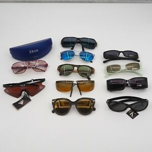 Marken Sonnenbrille Konvolut neu und gebraucht Miu Miu Adidas Gucci Lagerfeld 11