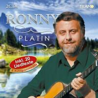 RONNY - PLATIN  2 CD NEU