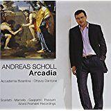 LN= Arcadia Andreas Scholl Ottavio Dantone