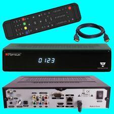 Opticum AX Odin Twin SAT Receiver ✔ Full HD ✔ Linux E2 ✔ 2x DVB-S2 ✔ USB ✔ LAN ✔