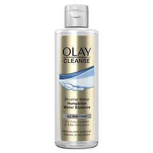 Olay Cleanse Make-Up Remover, Micellar Water With Hungarian Water Essence, 237ml