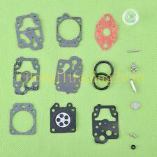 Carburetor Rebuild Kit For HONDA GX31 GX22 FG100 Mantis Tiller 4 Cycle Engine