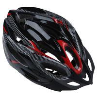 JING SU ZHE Casco protettivo in bicicletta per biciclette in bicicletta con R0B7