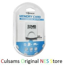 NEW 16MB (251 BLOCKS) MEMORY CARD FOR NINTENDO Wii / GAMECUBE *USA SELLER