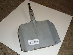 HB-2354 Schwalbenschwanzmesser (Bitumenschaber) MTM