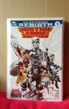JUSTICE LEAGUE OF AMERICA # 1 COAST TO COAST VARIANT DC COMICS