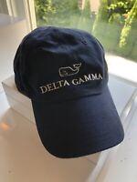 NEW! Vineyard Vines Delta Gamma Baseball Hat!