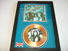 SMOKIE   SIGNED  GOLD CD  DISC