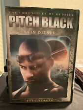 Pitch Black (Dvd, 2004, Unrated, Directors Cut, Full Frame Edition) - Used