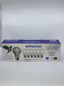 Feit Electric LED 60W Replacement 6 Pack Daylight
