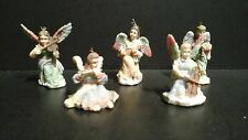 Band Of Angels - Set Of Five - 2 1/4 Inches