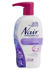 Nair Hair Removal Cream Shower Power Max  All Skin Types 312g ozhealthexperts