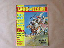 Look & Learn Magazine No 559 30th September 1972