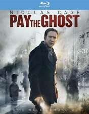 New: PAY THE GHOST (Nicolas Cage) Blu-ray