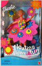Barbie Floating Flower Fun Bathtime Activity Set (Special Edition) (New)