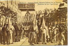 Tarjeta Postal Sevilla Semana Santa Las Cigarreras (CI-481)