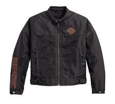 Orig. Harley-Davidson Motorrad-Textiljacke, CE-geprüft, *98162-17EM/000M* Gr. M