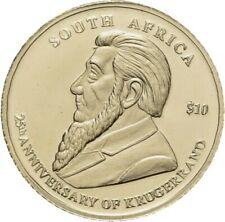 LANZ Liberia 10 Dollars 2005 Paul Krüger Gold #VA2969