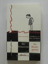 Peter van Gestel Die Prinzessin im Rosengarten Tabu Verlag Buch