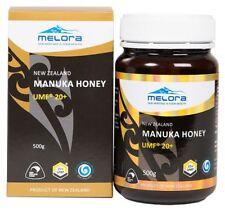 UMF 20+ 500g Melora Manuka Honey New Zealand