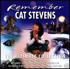 CAT STEVENS - REMEMBER : COLLECTION CD ~ 70's ~ GREATEST HITS / BEST OF *NEW*